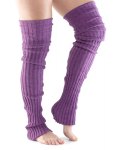 ToeSox - Thigh High Leg Warmer - Plum