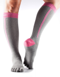 ToeSox Zoe Sport Compression in Flush