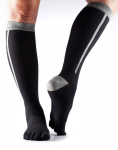 ToeSox Zoe Sport Compression in Black