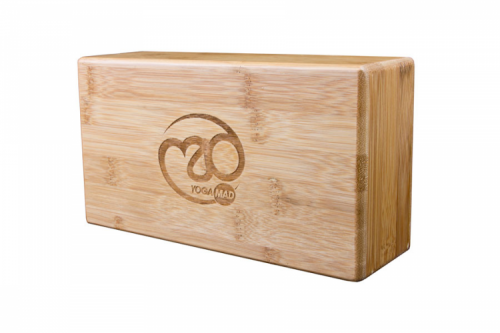 Hollow Bamboo Yoga Brick