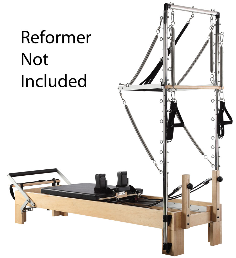 Cadillac Pilates: Half Cadillac Tower For M1 Reformer