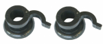 Pair of Nylon Q/R Locking Collars for 25.4mm Bars