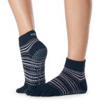 ToeSox Full Toe Ankle Grip Socks in Earthly