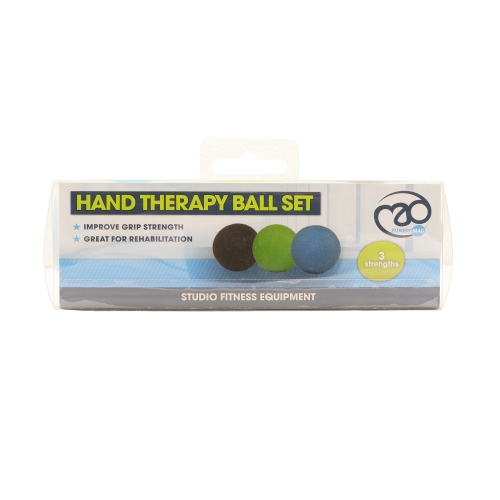 Fitness Mad Hand Therapy Ball Set of 3