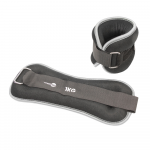 Neoprene Wrist & Ankle Weights - Pair of 1kg