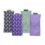 Patterned Cotton Yoga Eye Pillows