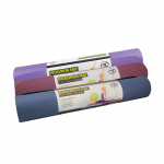 Evolution Yoga Mat 4mm with Carry String