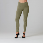 Tavi Noir Moto Tight in Olive
