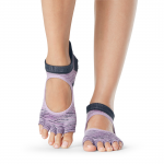 ToeSox Half Toe Bellarina Grip Socks in Wondrous