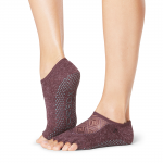 ToeSox Half Toe Luna Grip Socks in Entity