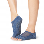 ToeSox Half Toe Luna Grip Socks in Starpower