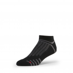 Base 33 Low Rise Sports Socks in Black