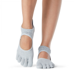 ToeSox Full Toe Bellarina Grip Socks in Moonboot