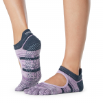 ToeSox Full Toe Bellarina Grip Socks in Wondrous