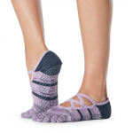 ToeSox Full Toe Elle Grip Socks in Wondrous