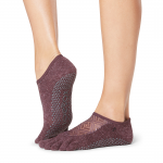 ToeSox Full Toe Luna Grip Socks in Entity