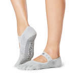 ToeSox Full Toe Mia Grip Socks in Moonboot
