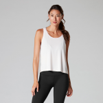 Tavi Noir Scoop Neck Tank Top in Blush