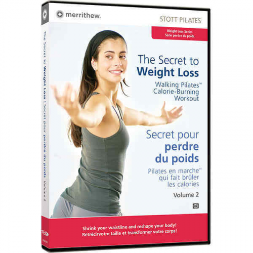 The Secret to Weight Loss DVD - Vol 2