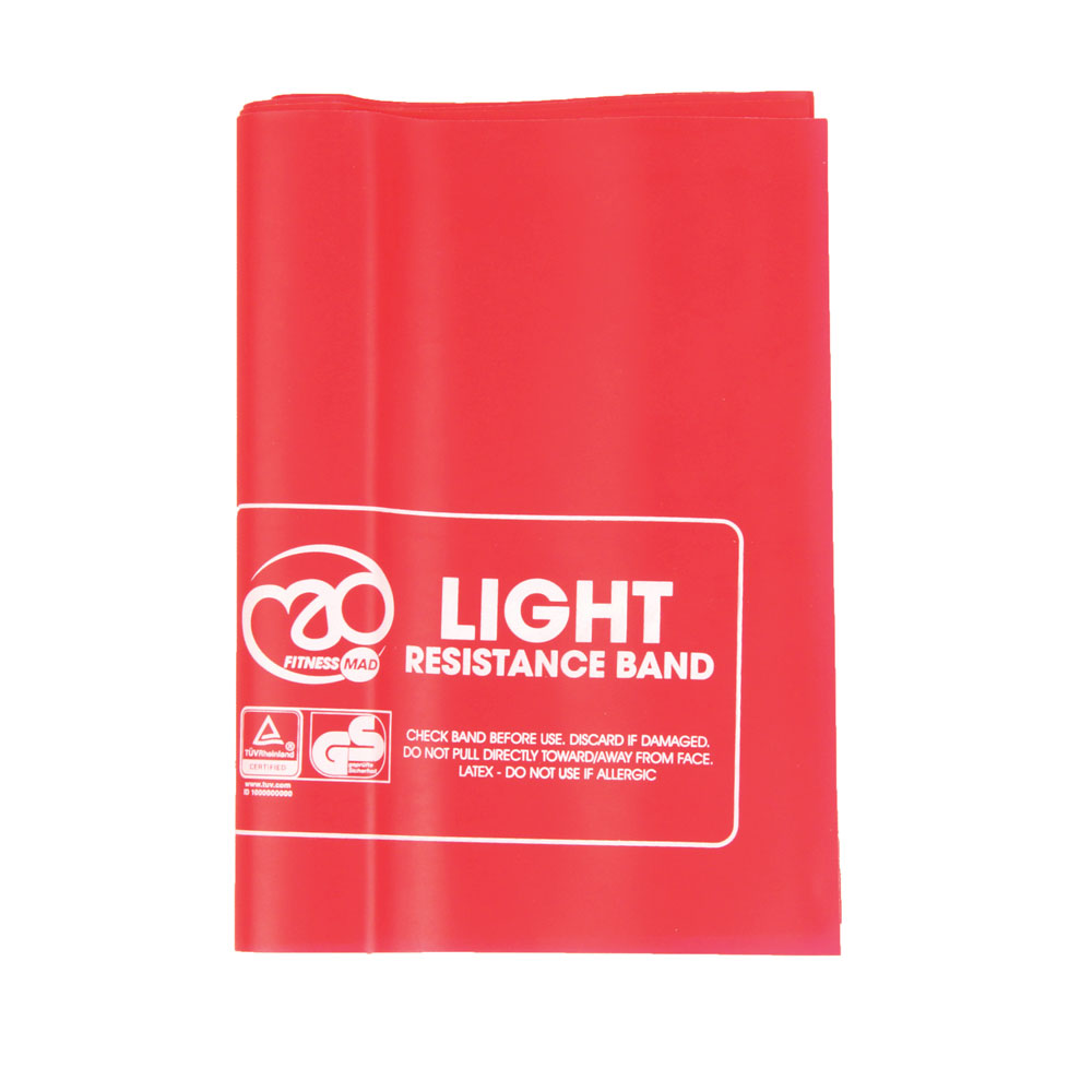 Resistance Band Light (band Only) - Red