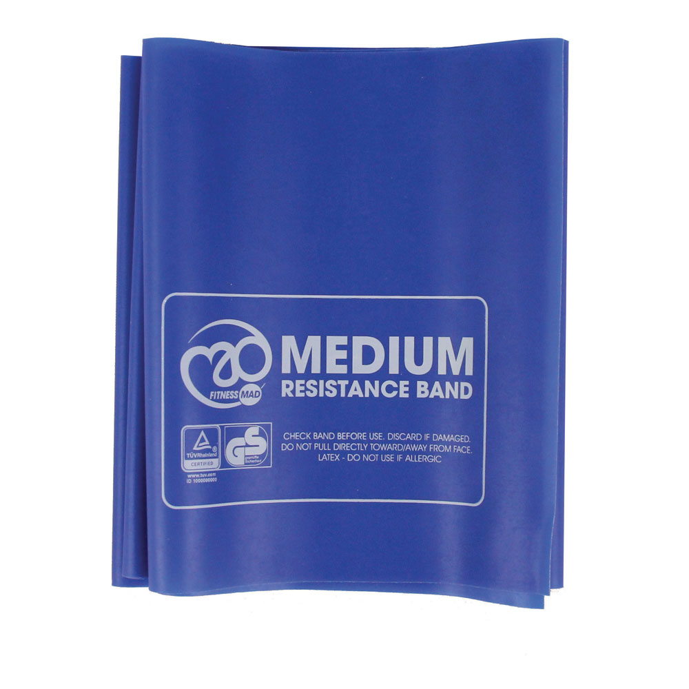 Resistance Band Medium (Band Only) - Blue