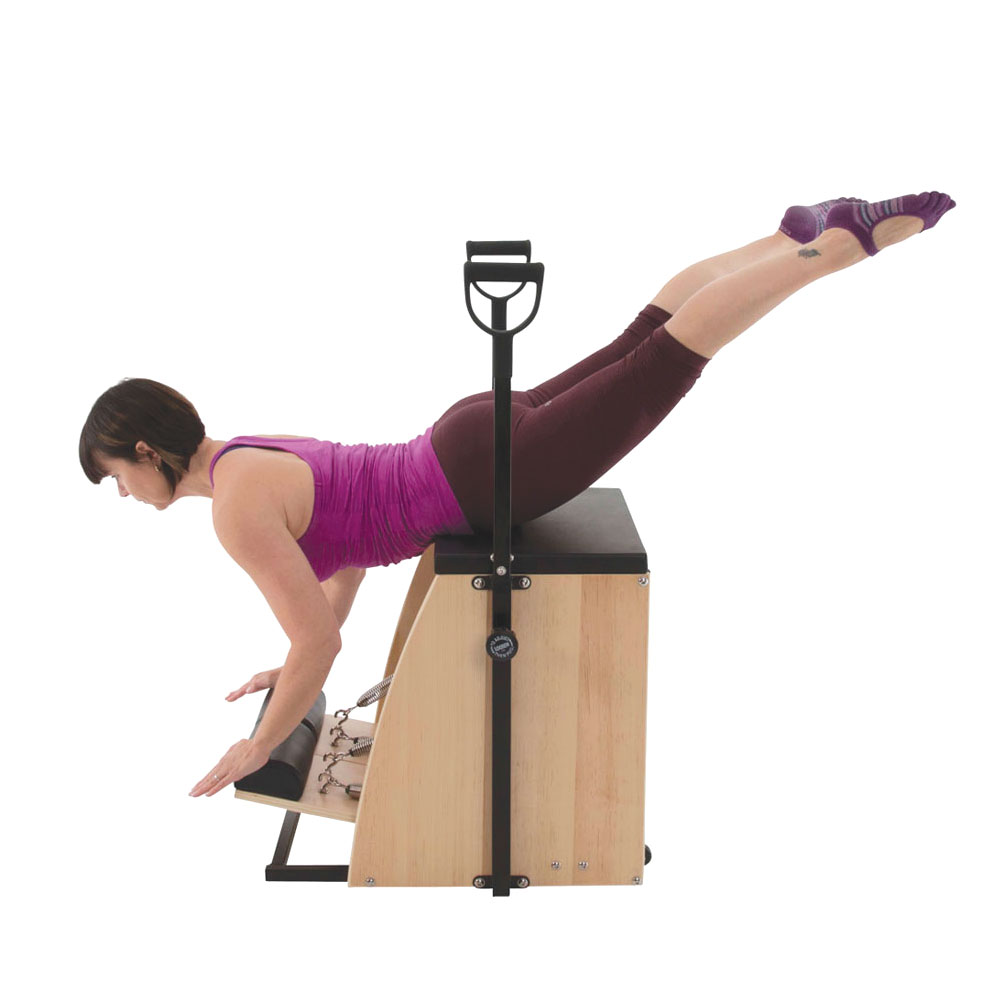 how to build a pilates chair