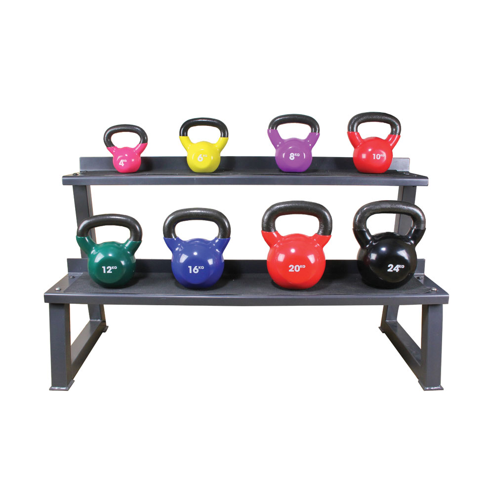 10kg Kettlebell Raspberry Mad Hq