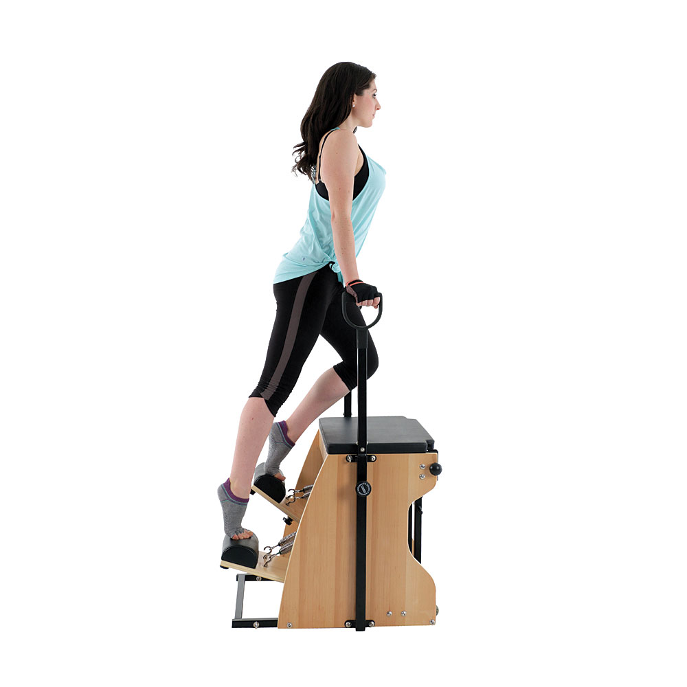 Align-Pilates Combo Pilates Chair II (flat packed)| MAD-HQ