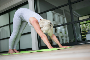 Aging Gracefully- Benefits of Yoga for the Over 60s