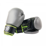 Sparring Gloves 12oz - Green/Grey