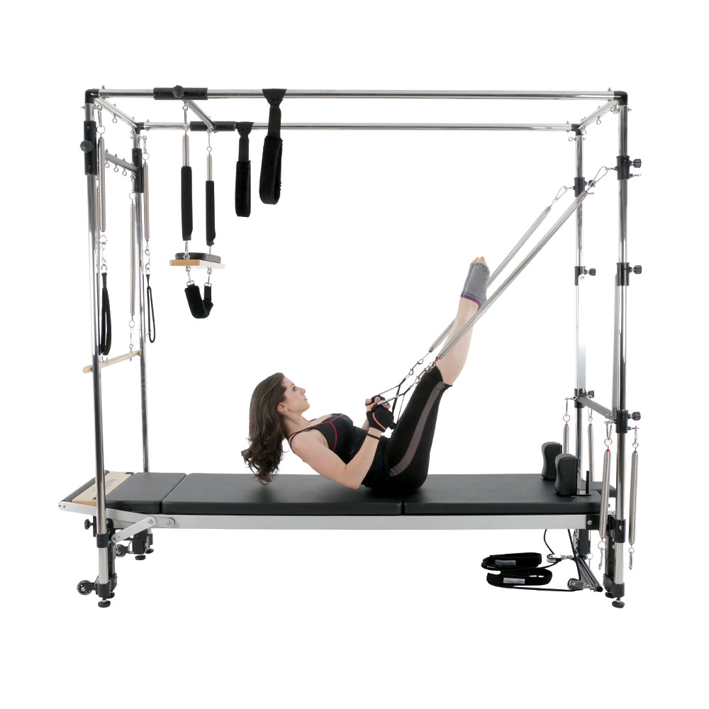 Cadillac Pilates: Pilates Reformer And Cadillac Combination Bundle