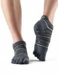 ToeSox Full Toe Low Rise in Amped