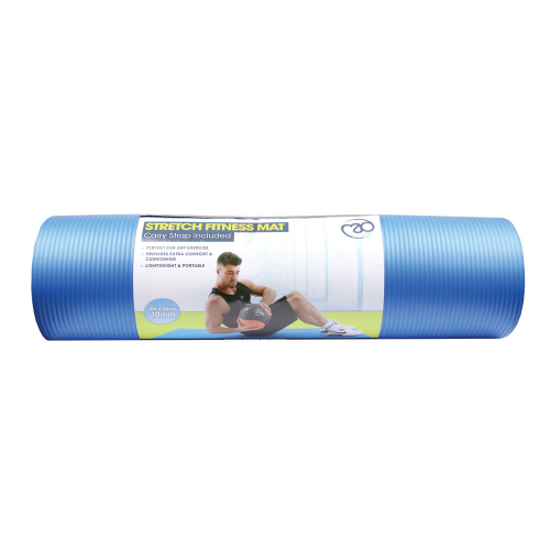 Stretch Fitness Mat 10mm