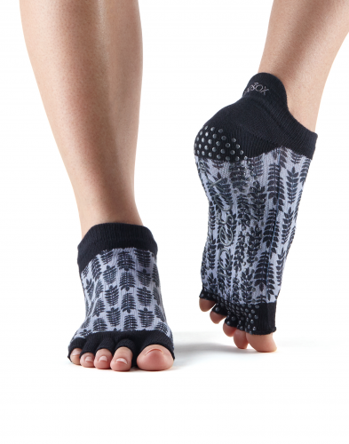 ToeSox Half Toe Low Rise in Vibe