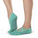 ToeSox Full Toe Elle in Emerald