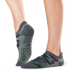 Tavi Noir Savvy Grip Socks in Fierce