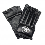 Leather Pro Fingerless Bag Mitts
