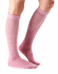Casual Socks Knee High Izzy in Rose