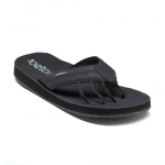 Mens Encino Sandal in Black