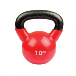10Kg Kettlebell - Raspberry Red