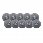 Pack of 10 Hard Trigger Point Massage Balls