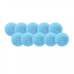 Pack of 10 Soft Trigger Point Massage Balls