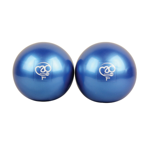 Soft Pilates Weights Pair of 1kg
