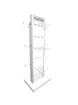 Tavi Noir Floor Display Stand