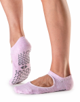 Tavi Noir Chey Grip Socks in Cotton Candy