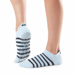 Tavi Noir Savvy Grip Socks in Sky Stripe