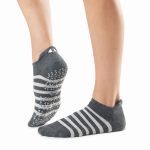 Tavi Noir Savvy Grip Socks in Space Stripe