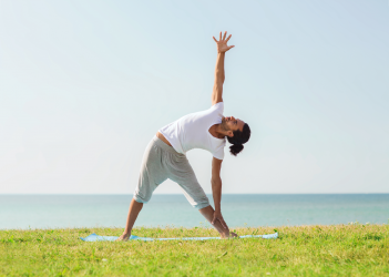 Yoga for a Healthy Spine