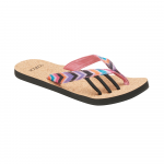 Maya Ladies Sandal in Fiesta