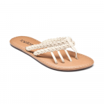 Mazzy Ladies Sandal in Bone